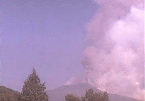 Gli episodi parossistici 1986-2021 ai crateri sommitali del Monte Etna
