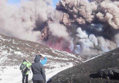 Degassamento magmatico: una chiave per capire le eruzioni dei vulcani basaltici