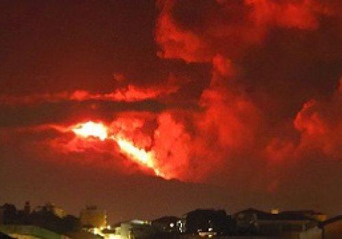 Etna, 9-10 marzo 2021. Undicesimo parossismo del vulcano.